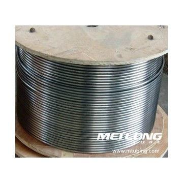 1,4462 Coiled Downhole Chemical Injection Linje Tubing
