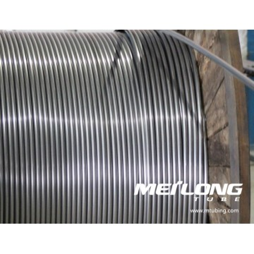 S32750 Coiled Downhole Chemical Injection Line Tubing