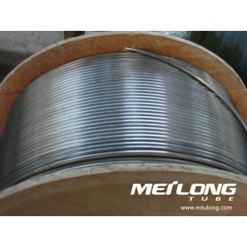 1.4410 Coiled Downhole Chemical Injection Line Tubing