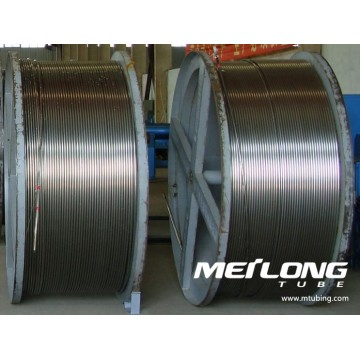 1,4462 Coiled Capillary Downhole Tubing